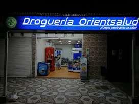 Se vende Drogueria