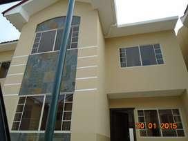 Casa en alquiler Machala
