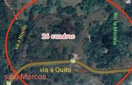 Se vende finca de 26 cuadras sitio Marcos