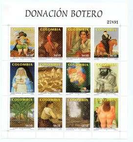 PLIEGO  DONACION BOTERO….OFERTA!