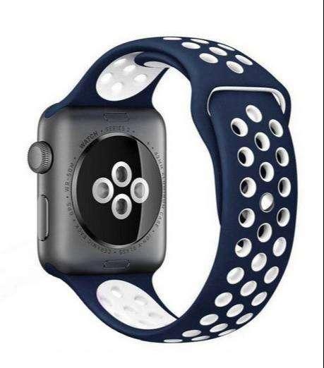 Pulso Correa Manilla Apple Watch Sports 38 40 42 44 Mm 0