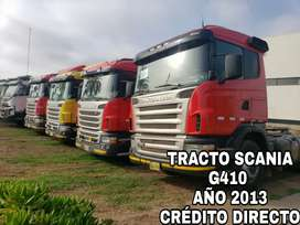 TRACTO SCANIA G460 año 2013