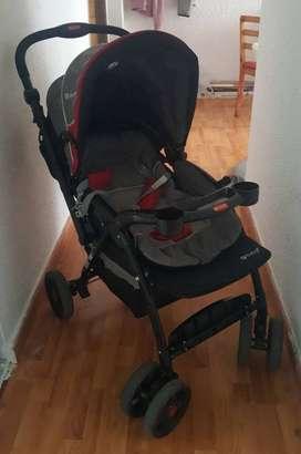 Coche De Bebé Reversible Marca E Baby