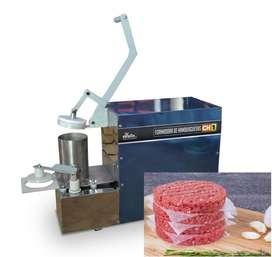 maquina formadora hamburguesas patitas