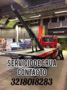 Servicio Con Grua En Cuarentena