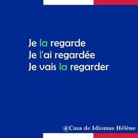 Clases francés DELF DALF online profe nativa c/ exp