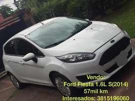 Ford Fiesta S 1.6L 5P