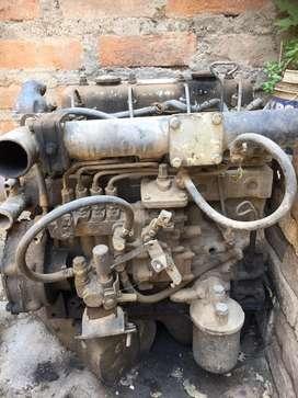 Vendo motor con caja forland f20 motor cummis
