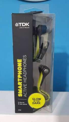 Vendo audífonos TDK