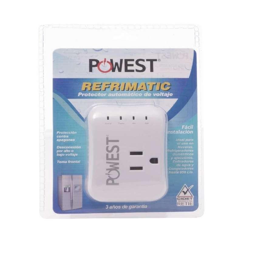 Protector De Voltaje 120v Refrimatic 0