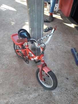 Bici para chicos usadas