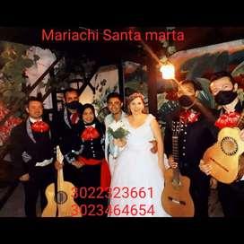 Mariachi Santa marta