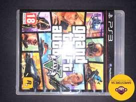 GTA V -PS3