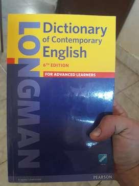 Diccionario English Longman
