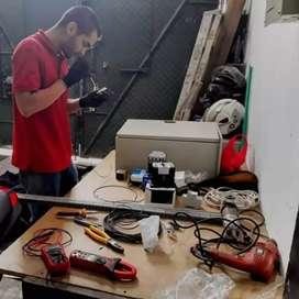 Tecnico electricista - eléctrico