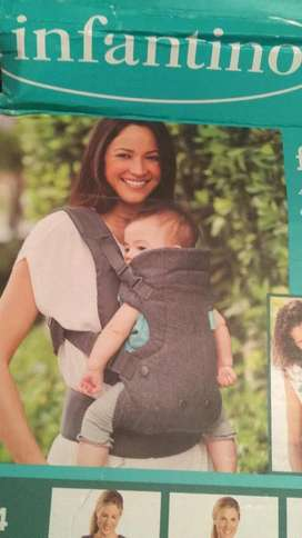 Vendo Mochilita para Bebe Usada