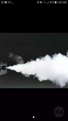 Alquiler de cámaras de humo