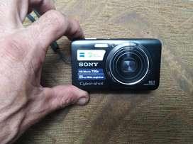 Camara cámara Cyber. Shot Sony