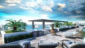 Apartamentos en Venta sobre planos en Playa Salguero,Santa Marta