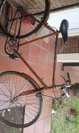 vendo bici sport 28