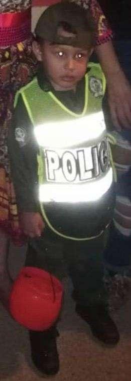 Vendo Dizfras de Policia