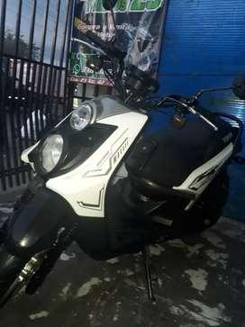 Yamaha bws x motard 2016 al día negociable