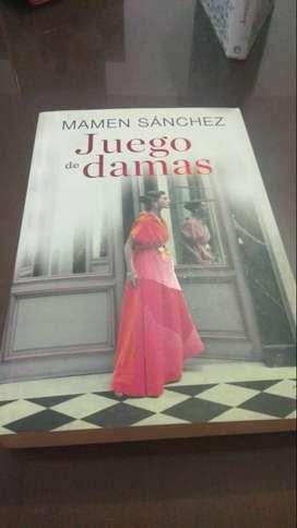 JUEGO DE DAMAS MAMEN SANCHEZ