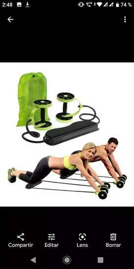 Revoflex Xtreme rueda de hacer ejercicios