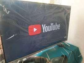 Vendo televisor de 43pulgadas UHD 4k nuevo con FACTURA y garantía