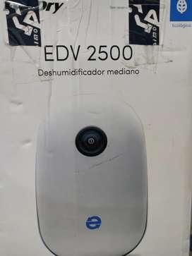 Deshumificador Eva-Dry 2500