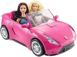 Barbie Glam Vehículo convertible