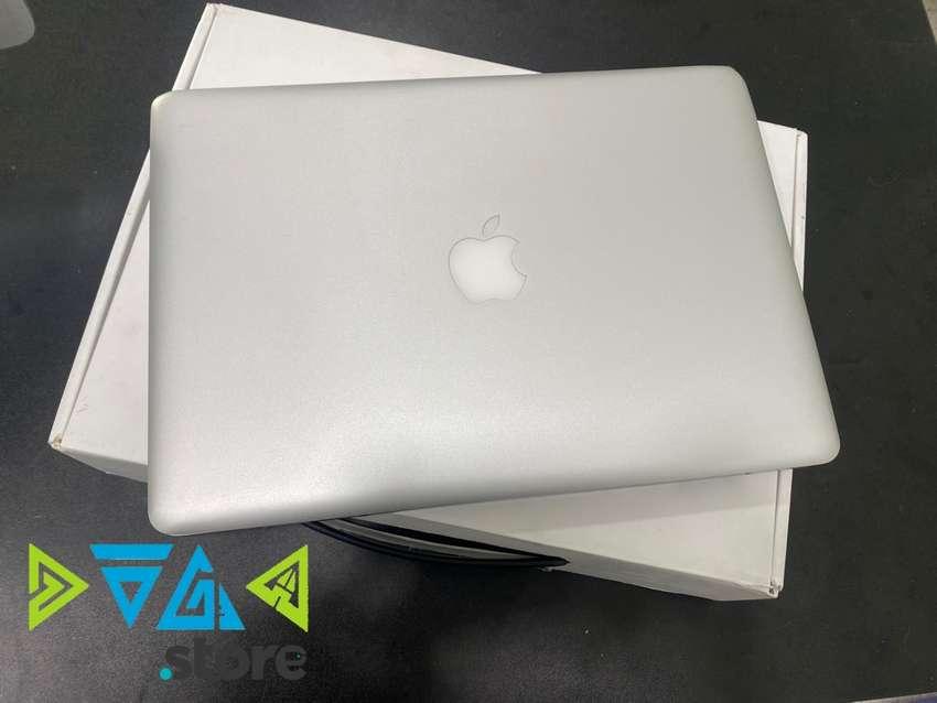 MacBook Pro 2012 13 pulgadas Repotenciada