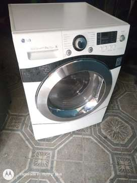 En oferta hermosa lavasecadora LG