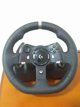 Cabrilla Timon Logitech G920 Xbox One Pc Driving Force