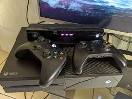 XBOX ONE 1TB 2 controles y Kinect