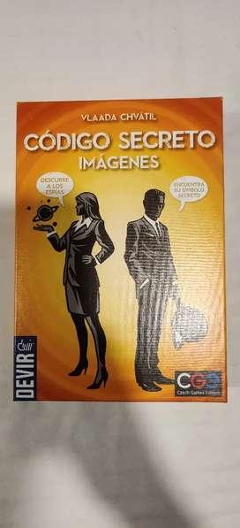 Código Secreto Imagenes