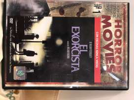 DVD película El exorcista