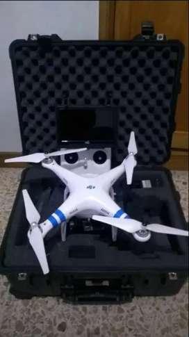 Drone Dji phantom 2 (Sin cámara)