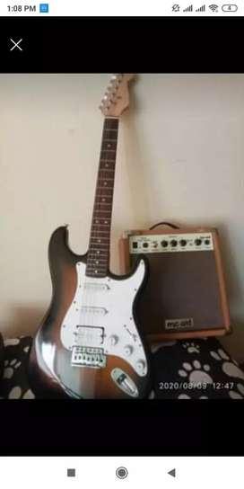 Guitarra electrica vorzon cambio por Xbox one