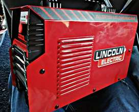 Maquina de soldar 200 Amperios LINCOLN