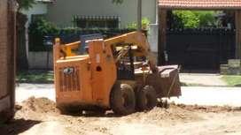 Bobcat pala  cargadora mini