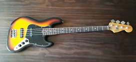 Fender jazz bass México