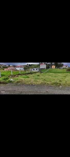 Vendo bonito terreno 1350 metros sector tutupali grande.