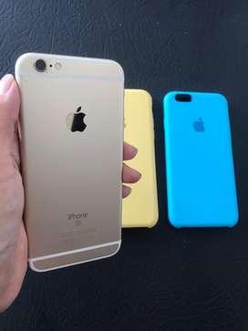 Iphone 6S Dorado 16gb