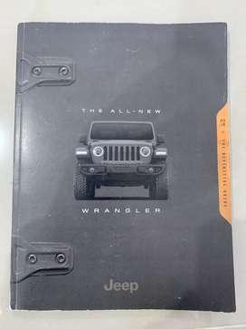 Guia Jeep Wrangler Nuevo modelo