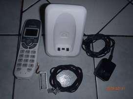 teléfono inalámbrico vtech 1 mes de uso