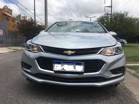 CHEVROLET CRUZE LT 1.4 TURBO 10.000 KM IMPECABLE!