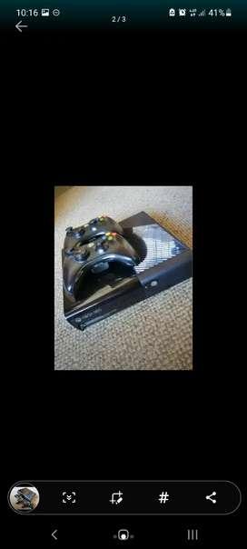 Vendo xbox 360 2 controles