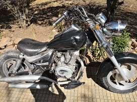 En venta MI MOTO WANXIN 150 CC CON TARJETA Y PLACA (puno)