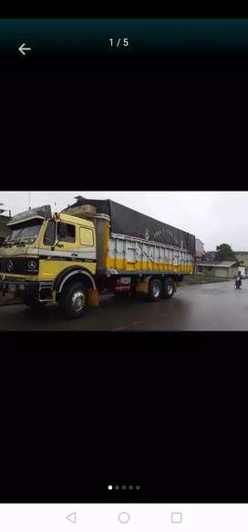 Venta de camión Mercedes 2632 año 82